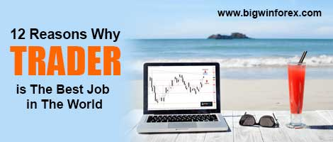 12 Reasons Why Trader Is The Best Job In The World